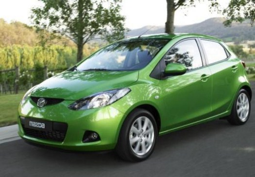 Mazda 2 1.4 CD Exclusive