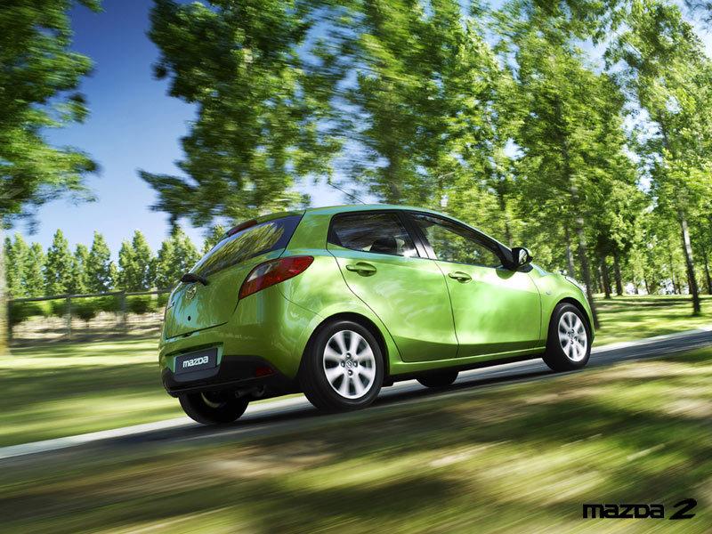Mazda 2 1.4 TDi MT