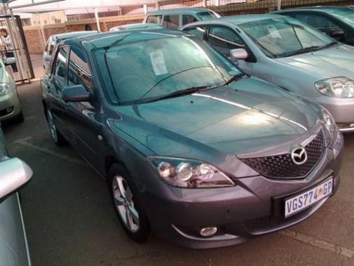 Mazda 3 1.6 Sport Dynamic