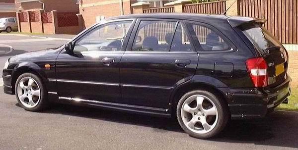 Mazda 323 1.8