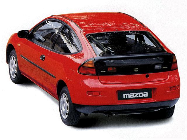 Mazda 323 1.5