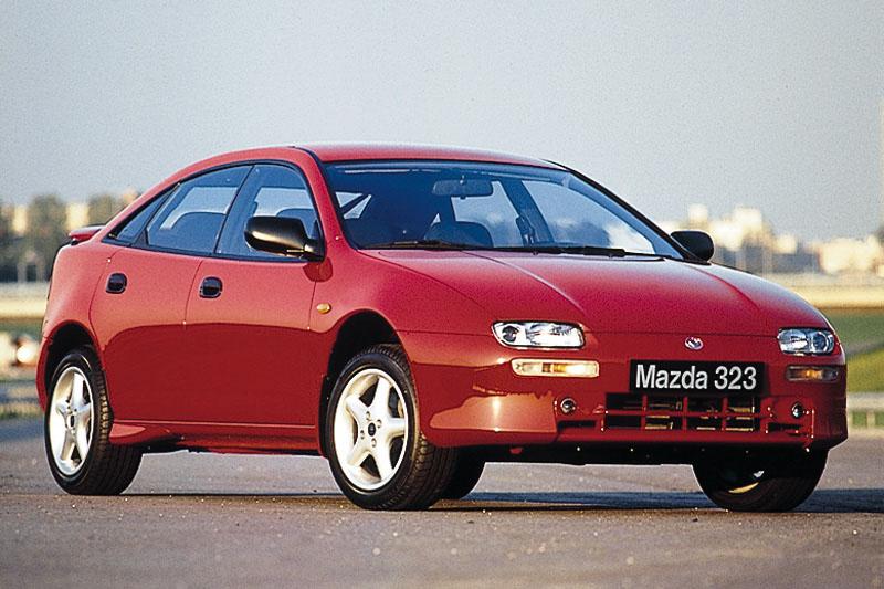 Mazda 323 1.5 i