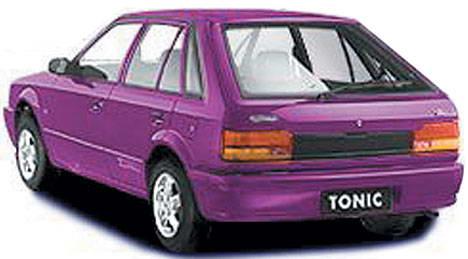 Mazda 323 1.6 GT Turbo