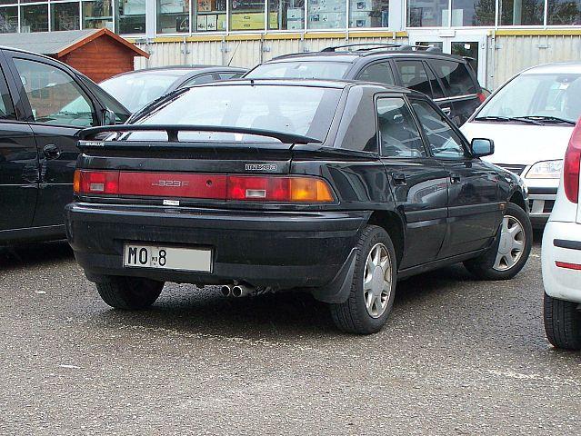 Mazda 323 1.8 16V