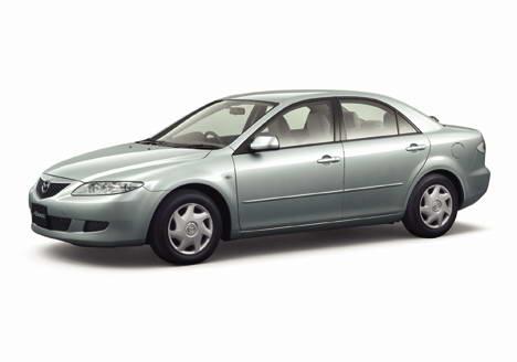 Mazda 323 1.9 i 16V AT