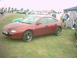 Mazda 323 F 1.5 GLX