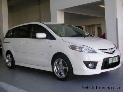 Mazda 5 2.0 Individual