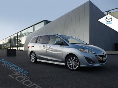 Mazda 5 2.0 Original