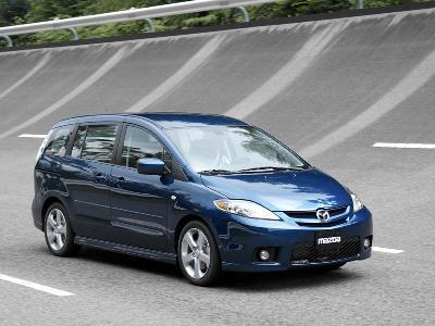 Mazda 5 2.3 Touring