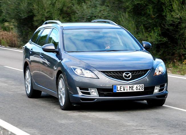 Mazda 6 2.2 MZR CD
