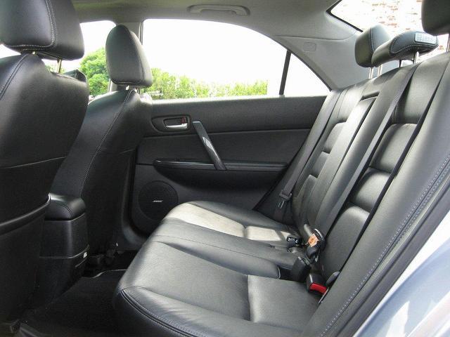 Mazda 6 2.3 AWD