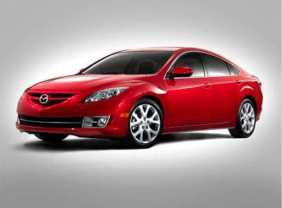 Mazda 6 2.3 Sport Kombi Top 4WD