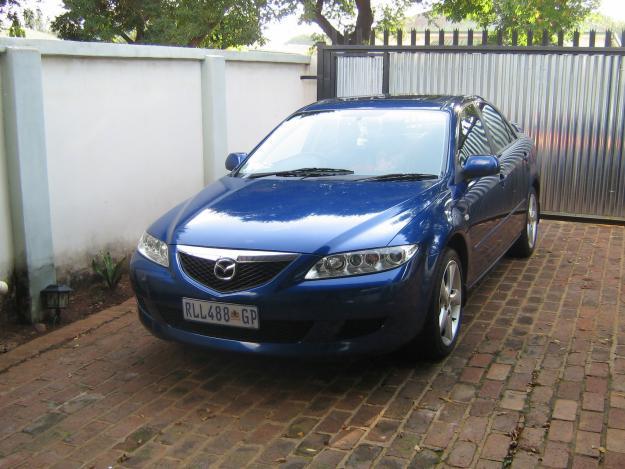 Mazda 6 2.3 Sporty Lux