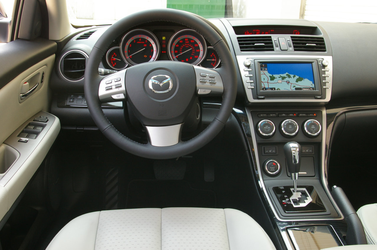 Mazda 6 i Grand Touring