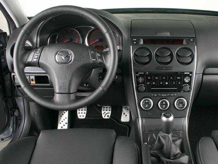 Mazda 6 MPS 2.3