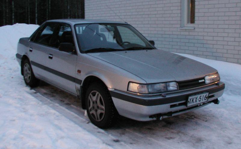 Mazda 626 2.0