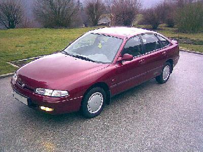 Mazda 626 2.0 D
