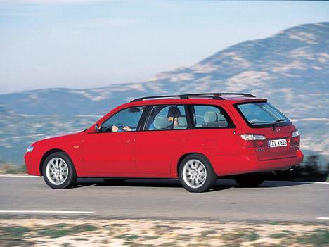 Mazda 626 2.0 Turbo DI