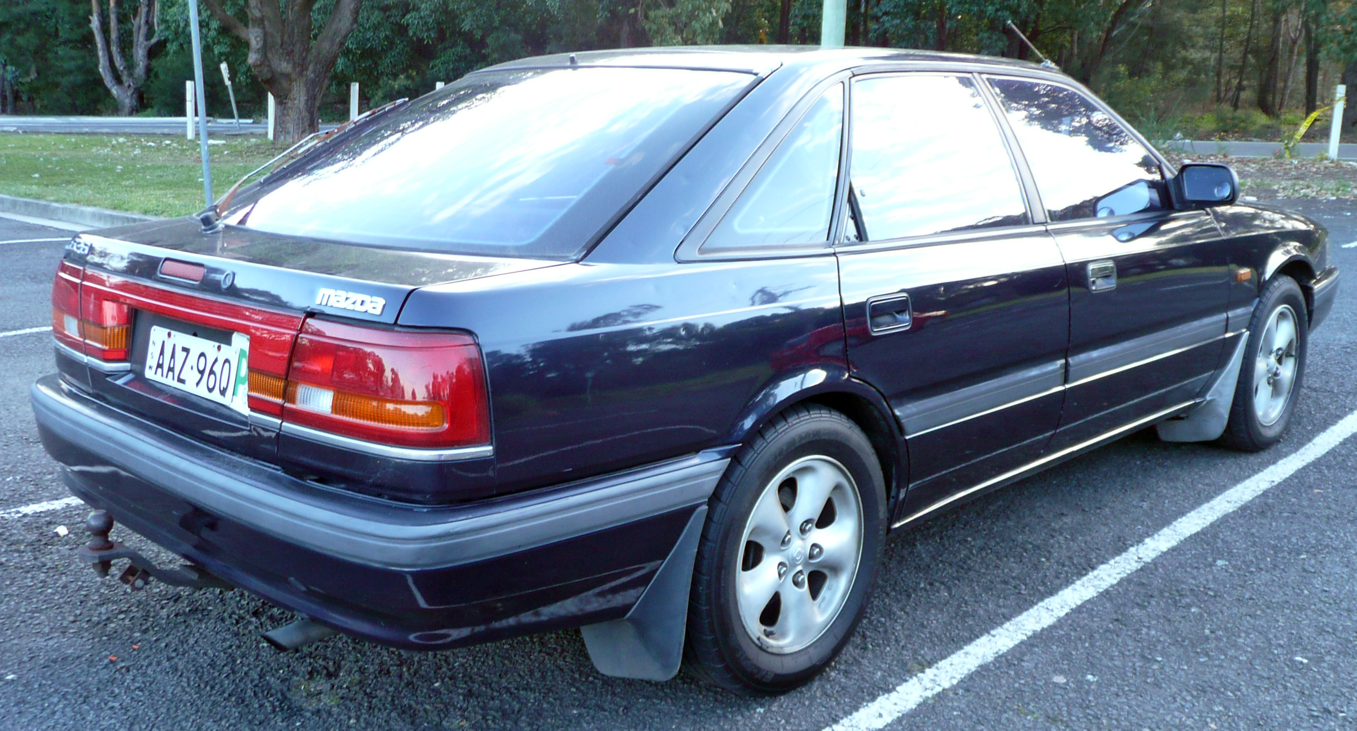 Mazda 626 2.2i