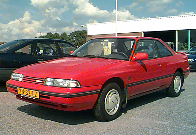 Mazda 626 Coupe 2.0