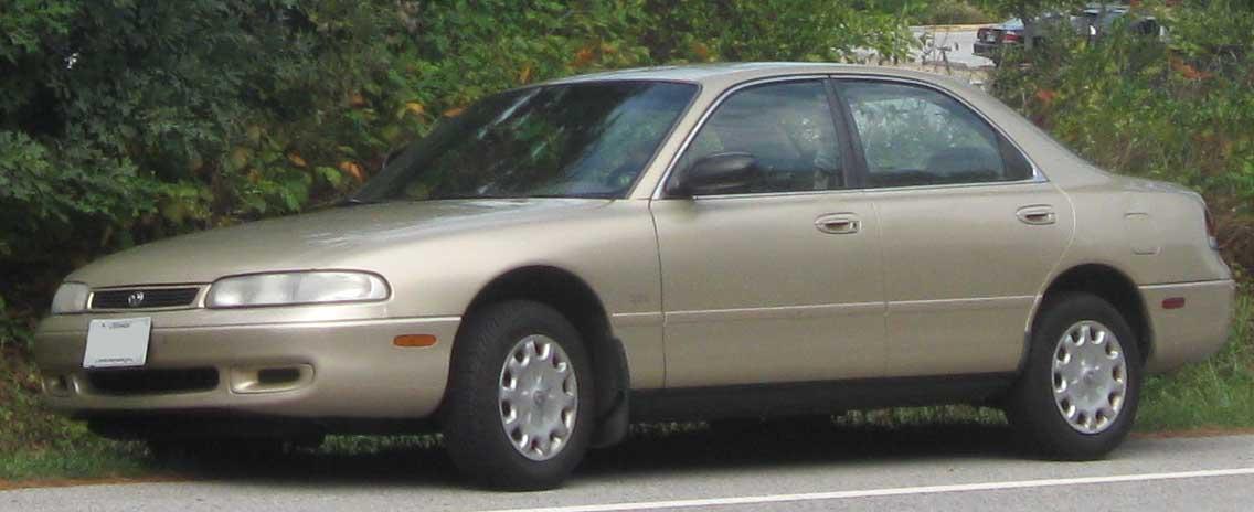 Mazda 626 D-CX