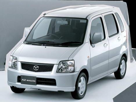 Mazda AZ-wagon 0.7 12V Turbo