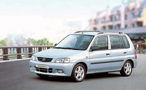 Mazda Demio 1.5 16V AT