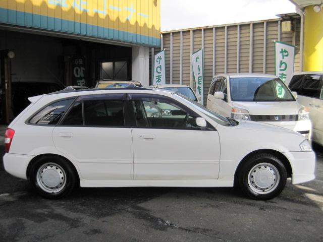 Mazda Familia 1500 S-4 Automatic