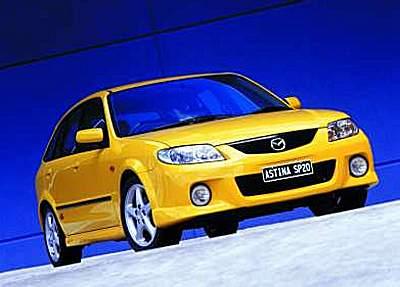 Mazda Familia 1500 S-F