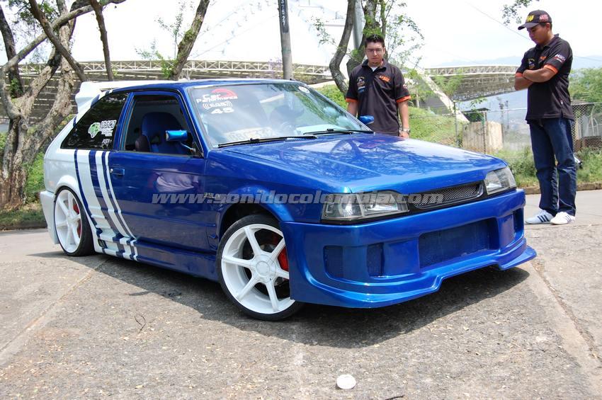 Mazda Familia Coupe
