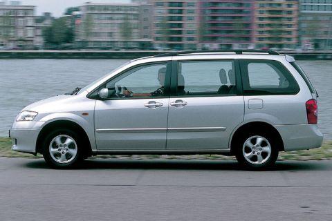 Mazda MPV 2.3