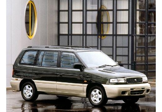 Mazda MPV 2.5 TD