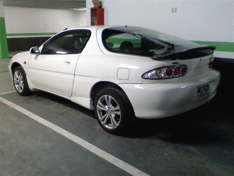 Mazda MX-3 1.6 16V