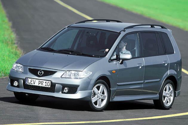 Mazda Premacy 2.0 Sportive