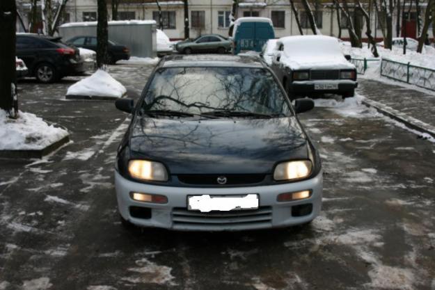 Mazda Revue 1.5 i 16V