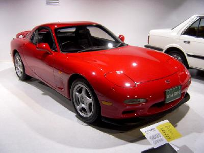 Mazda RX-7 2.6
