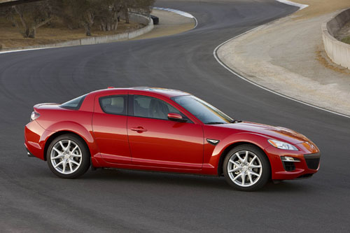 Mazda RX-8 High Power