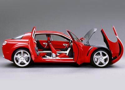 Mazda RX Evolv
