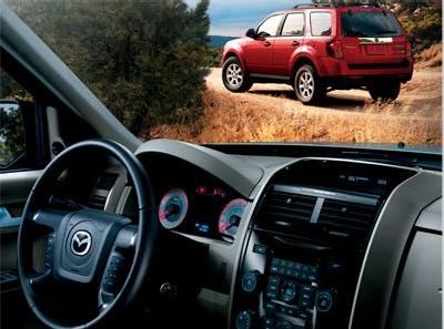 Mazda Tribute 2.5i Touring 4WD