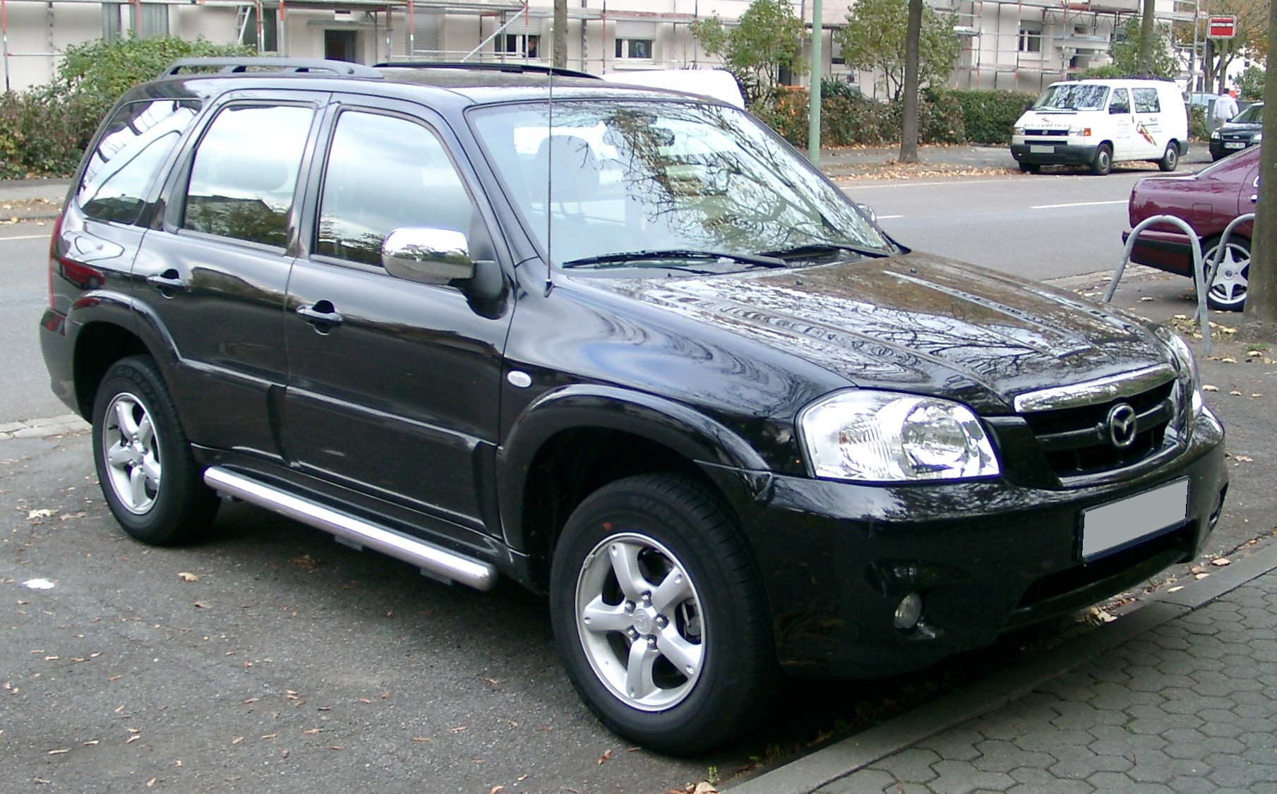 Mazda Tribute i