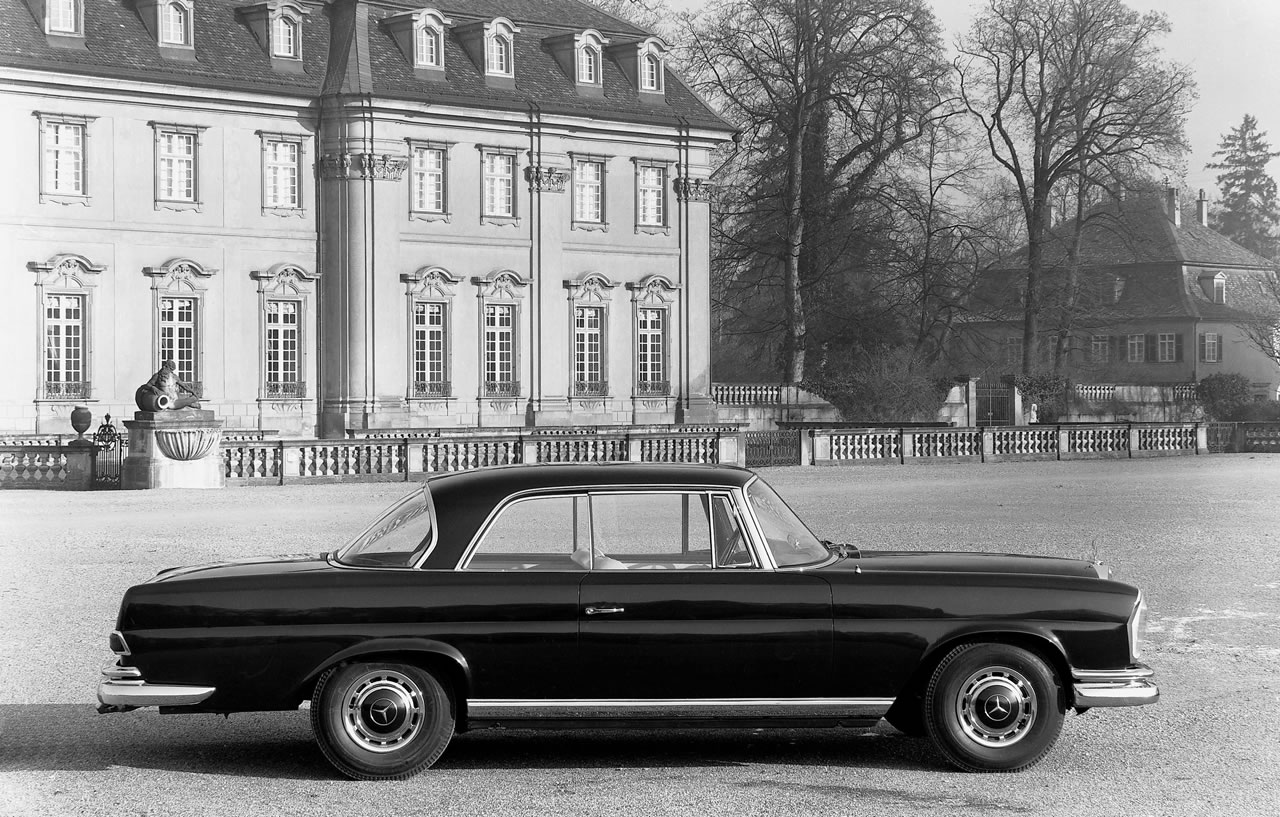 Mercedes-Benz 220 SEB Coupe