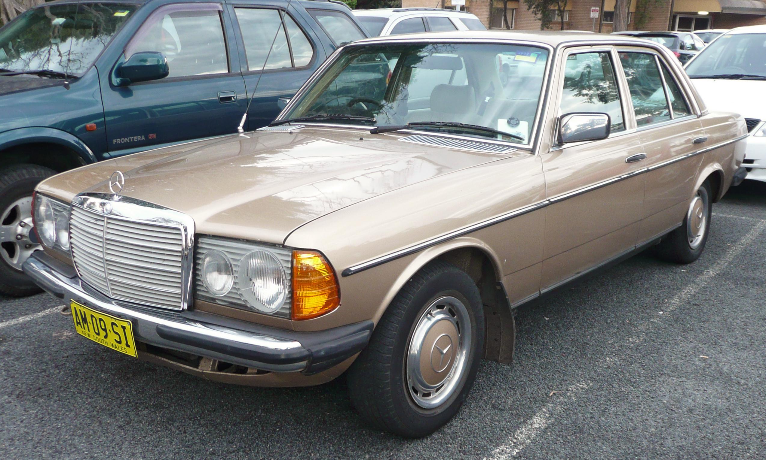 Mercedes-Benz 300 300 D