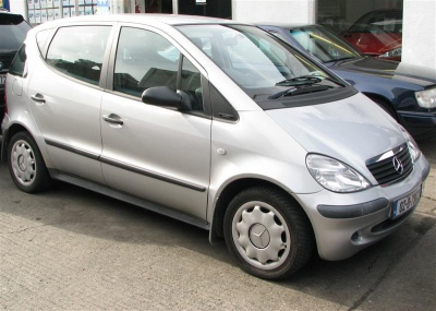 Mercedes-Benz A 140 AT