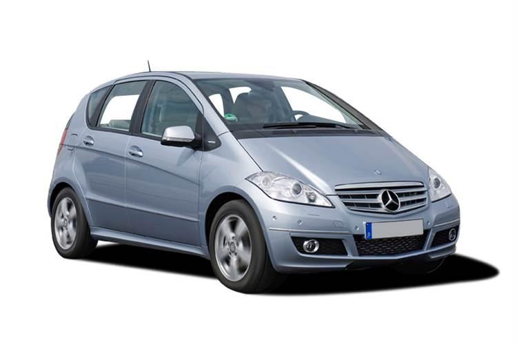 Mercedes-Benz A 160 CDi BlueEfficiency