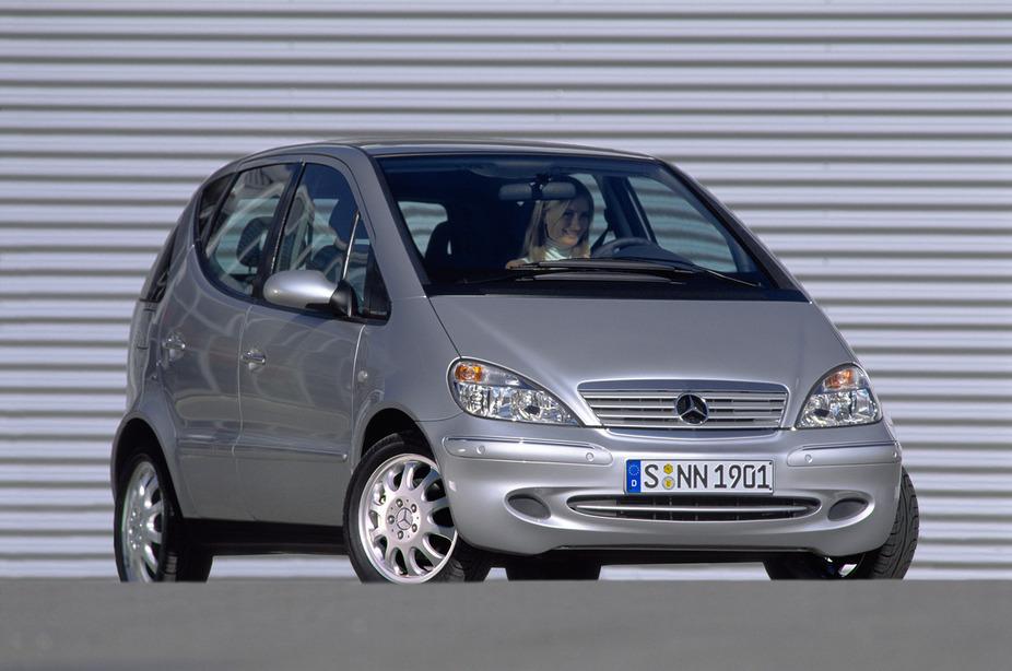 Mercedes-Benz A 210 Evolution AT