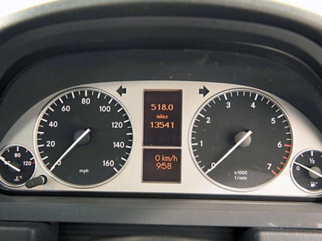 Mercedes-Benz B 160 MT