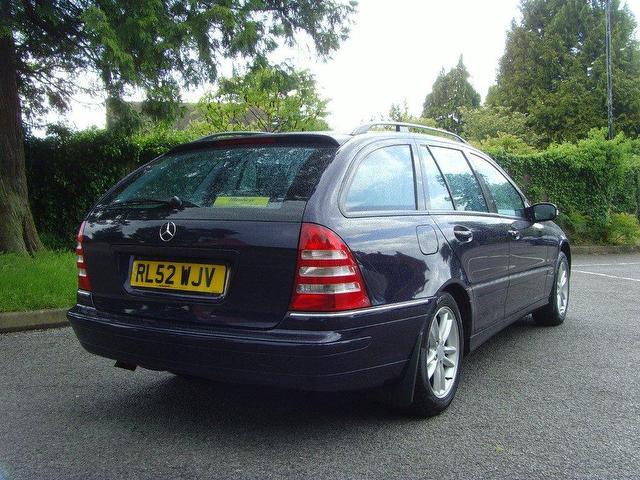 Mercedes-Benz C 200 K Estate Avantgarde