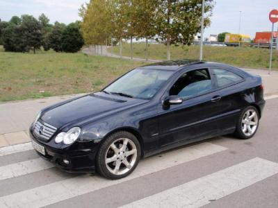 Mercedes-Benz C 220 CDI Sports Coupe