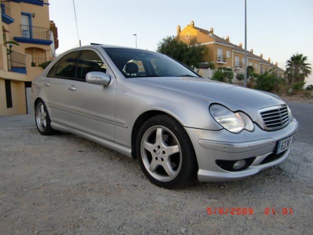 Mercedes-Benz C 270 CDi Automatic