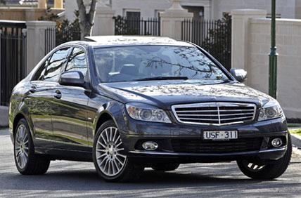 Mercedes-Benz C 280 197hp MT